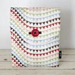 iPad Case - Vintage Banners - Padde..