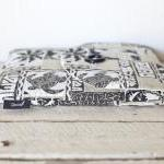 iPad Case - Tiki Tropical Turtle Pa..